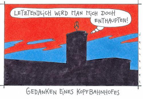 kopfbahnhof