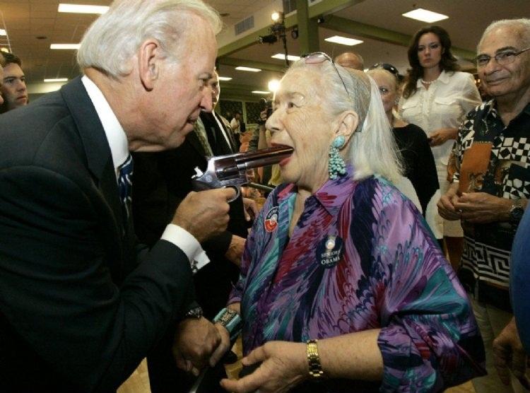 Joe Biden im Action-Wahlkampf