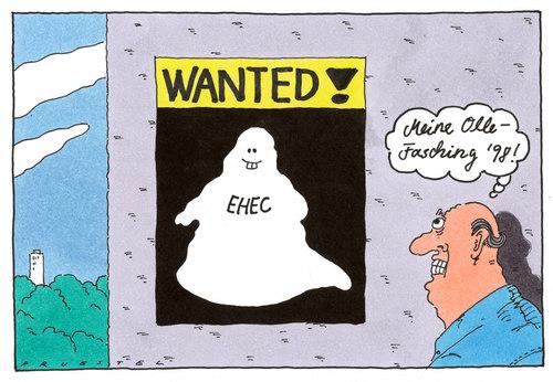 Gesucht - EHEC