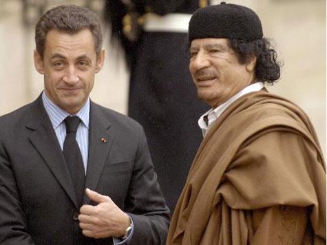 Der gute alte kleine Sarkozy