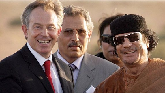 Tony Blair, Sportskanone