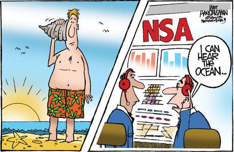 Love, NSA