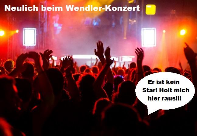 Wendler-Konzert