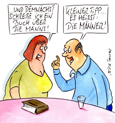 Leipziger Buchmesse inspiriert