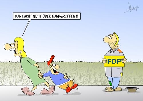 FDP Randgruppe