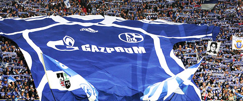 Schalke 04 Gazprom