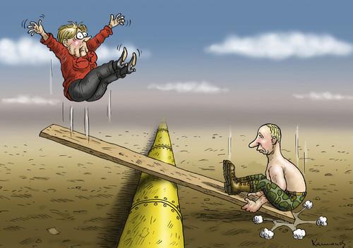 Krim-Krise und Gas
