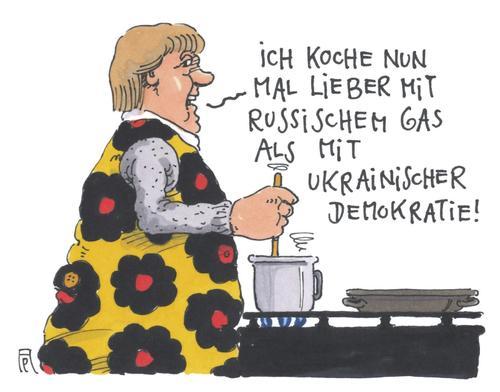 Angela Merkel Kuchen