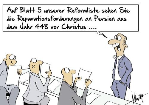 reparationsforderungen