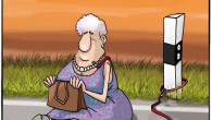 Mit der Ferienzeit beginnt für viele Senioren ein trauriges Schicksal. Sie sind lästig und unerwünscht, werden am Straßenrand oder in Parks ausgesetzt und einer ungewissen Zukunft überlassen.
